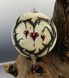 Heart Tree by Glassactcc on Etsy