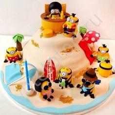 торт с миньонами - Поиск в Google