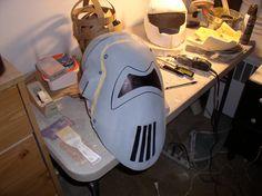 """""""Hannah Barbera"""" style helmet"""