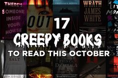 17 Chilling Books That'll Get You In The Mood For Halloween