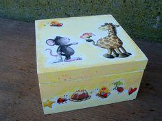 Children jewelry box