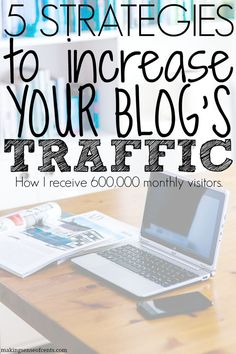 Hello! Today, I have a great post from my friend Addi. Addi runs two successful blogs and is going to show how you can do the same. Enjoy! Hi, I am Addi from Frugal Fanatic and Simply Blogging Along. Today, I wanted to share with you 5 effective strategies to increase your blog traffic. Before …