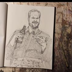 Killer fan art by @JonStich!  Discover full episodes of THE JIM GAFFIGAN SHOW at http://www.tvland.com/shows/the-jim-gaffigan-show.
