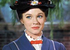 Mary Poppins... okay... she's fictional... but she's utterly fabulous.