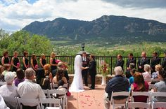 Possible venue...Cheyenne Mountain Resort