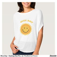 T-Shirt - summer gifts season diy template ideas Summer Gifts, T Shirts For Women, Clothes For Women, Summer Of Love, Shirt Style, Your Style, Shirt Designs, Sun, Nice