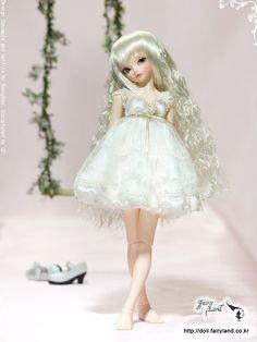 Probably getting this doll next. Fairyland Minifee Miyu