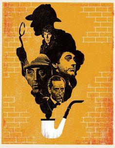 Sherlock - Graphic Design Portfolio by Telegramme