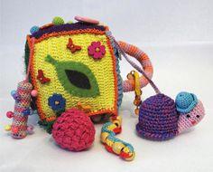 МамАнин блог: Развивающие кубики...