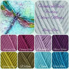 Yarn Color Combinations, Color Schemes, Yarn Inspiration, Color Me Beautiful, Colour Pallette, Color Harmony, Color Box, Coordinating Colors, Color Names