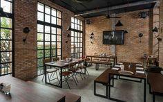 BELGO Brewery Pub by T3 Architecture Asia, Ho Chi Minh City – Vietnam » Retail Design Blog