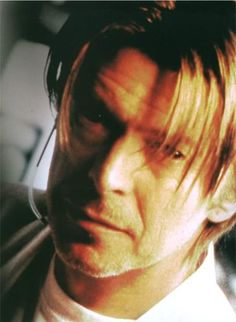 David Bowie as Julian Priest in The Hunger (TV Series)