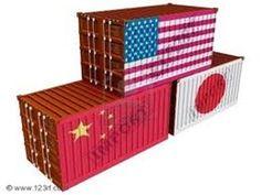 Major trading partners of South Korea, both in imports and exports.  Imports: 525.2 BILLION(USD)  Exports: 558.8 BILLION(USD)