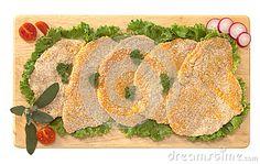 Pork cutlet by Studiogi, via Dreamstime Pork Cutlets, Inspirational, Brining Pork Chops, Pork Chops