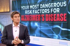 Your Risk for Alzheimer's, Pt 1. SO interesting. Info to share with family members. #alzheimers #tgen #mindcrowd www.mindcrowd.org