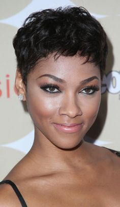 Best Of Short African American Hairstyles 2013