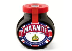 Limited edition Marmite to celebrate the Diamond Jubilee.