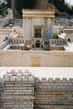 Best : Jerusalem almost 2000 years ago...