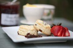 Warm Scones!! #foodphotography, #food, #foodphotos, #photography, #foodporn, #scones, #frenchfood, #juliachild, #juliachildrecipe, #foodchallenge, #strawberry, #homemadescones, #homemade