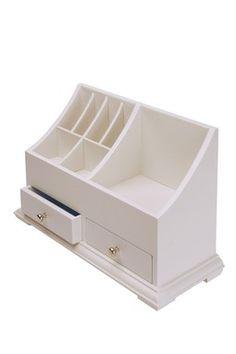 HauteLook | Organize Your Vanity: White Small Personal Organizer