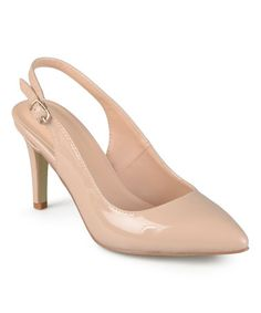 This Nude Carol Slingback is perfect! #zulilyfinds