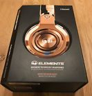 Perfect Monster Elements Over-Ear Wireless Headphones ROSE GOLD - Original!