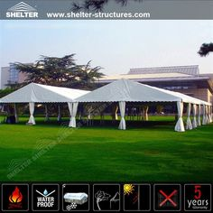 Home - Shelter Clear Wedding Tents Supplier - Event Marquees Solutions Party Tents For Sale, Tent Sale, Tent Wedding, Wedding Reception, Home Shelter, Gazebo, Outdoor Structures, Outdoor Decor, Home Decor