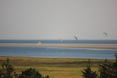 KITESURFER IN ACTIONSANKT-PETER-ORDING© VIMAPHOTO 250 mm - 1/800 Sek - F/5,6