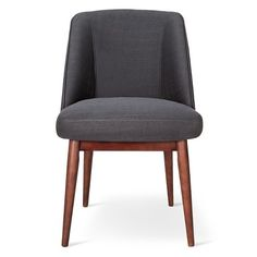 The Modern Anywhere Chair from Threshold adds a contemporary look to any room in your home. The retro design on the chair compliments almost any home aesthetic. Modern Desk Chair, Modern Chairs, Living Room Chairs, Dining Chairs, Desk Chairs, Dining Room, High Chairs, Kitchen Chairs, Bar Chairs