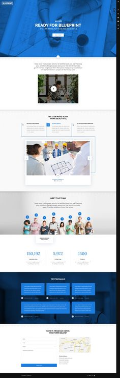 Sailor is a responsive HTML site template for corporate business - new blueprint sites css