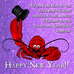 Wishing everyone a Happy New Year!