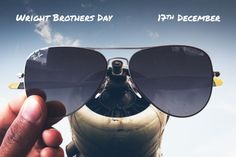 2c228507c7 Wright Brothers Day    December 17    RB3513... Summer SunglassesRay Ban ...