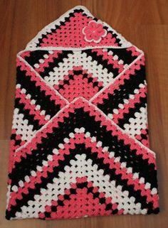 Ravelry: batiklady's Baby wikkeldoek