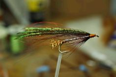 Bucktail streamer multiproposito