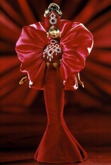 Ruby Radiance™ Barbie® Doll Barbie Designers - View Collectible Barbie Dolls By Famous Designers | Barbie Collector