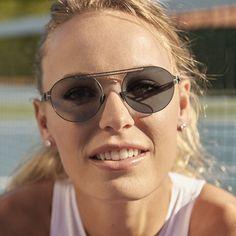 1eb0a648791e9 Caroline Wozniacki. Beautiful AthletesCaroline WozniackiFashion EyewearBeach  AccessoriesTennis Players