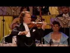 "André Rieu & His Johann Strauss Orchestra performing ""And The Waltz Goes On"" in Maastricht. A Waltz composed by Sir Anthony Hopkins."
