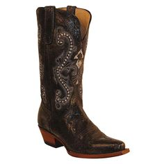 Ferrini Women's Old Crazy Distressed Western Boots