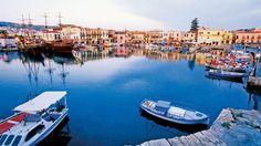 Rethymnonin lumoava vanhakaupunki. #matkablogi #Kreikka #Rethymnon #matkailu #kesäloma #loma