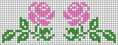 Alpha Friendship Bracelet Pattern #21035