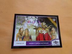 2014 TOPPS WWE TRIPLE H #101