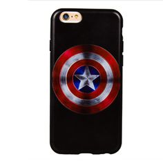 Protective cover iPhone 6 - Captain America