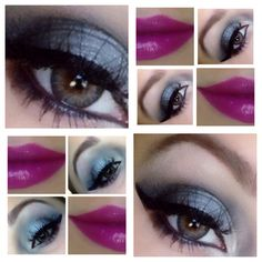 #makeup by Morgan Anderson #morgananderson