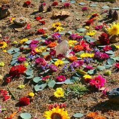 spirit weavers gathering - Earth Mandala