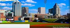 Greensboro, NC  New Bridge Bank Park