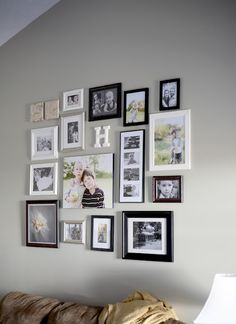 A Big Ol' Gallery Wall