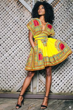 Infinty dress OMG! ~African fashion, Ankara, kitenge, African women dresses, African prints, African men's fashion, Nigerian style, Ghanaian fashion ~DKK