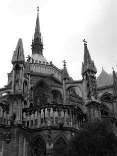 There is beauty everywhere...  gothic church