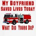 I don't have a boyfriend firefighter, but if I did....