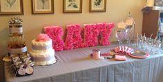 Cute baby shower idea BaByQ! | Simply Party Box